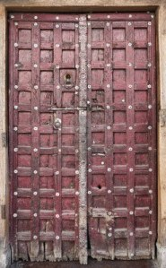 17322914-old-wooden-door-rajasthan-india