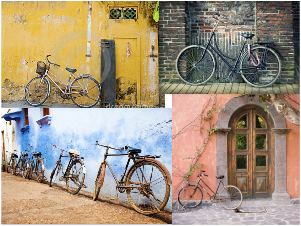 cycles and doors