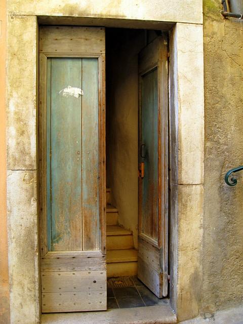 A door ajar & When a door is not a dooru2026 |
